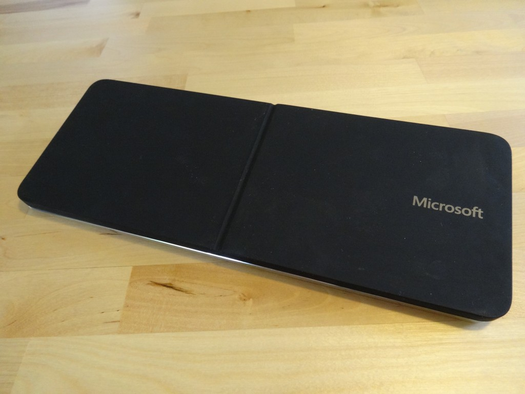 MS Wedge Keyboard