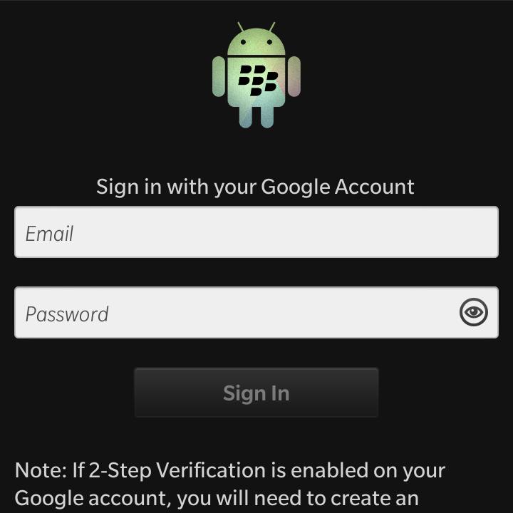 ここでGoogleのIDとPWを入れる。ちなみにどこまでセキュリティ的に高いかは正直分からない。。。なので自己責任で!