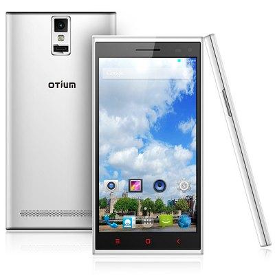 Otium Z2 Android 4.4 3G Phablet 1.3GHz MTK6582 Quad Core 1GB RAM 8GB ROM 5.5 inch QHD Screen OTG GPS Fingerprint Identification