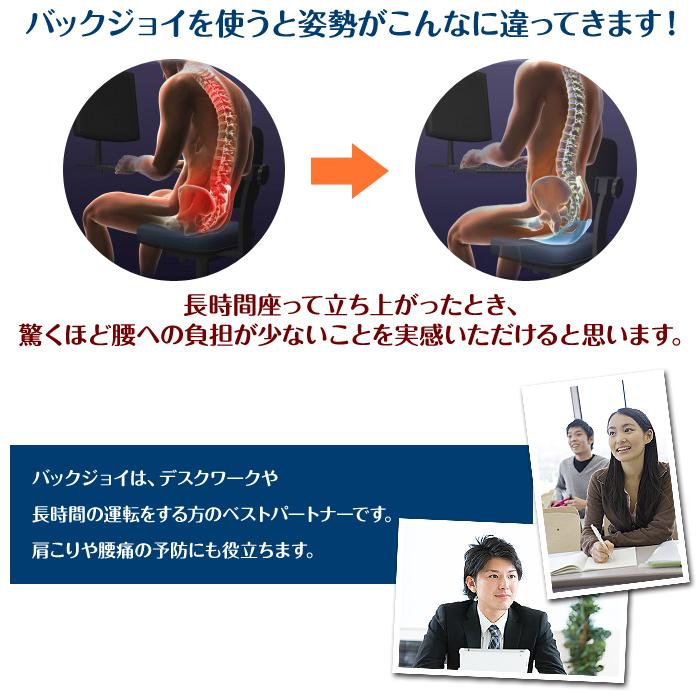 確かに姿勢の悪い自分からしてみると、こういう支えがあると姿勢が劇的に良くなる気がする!