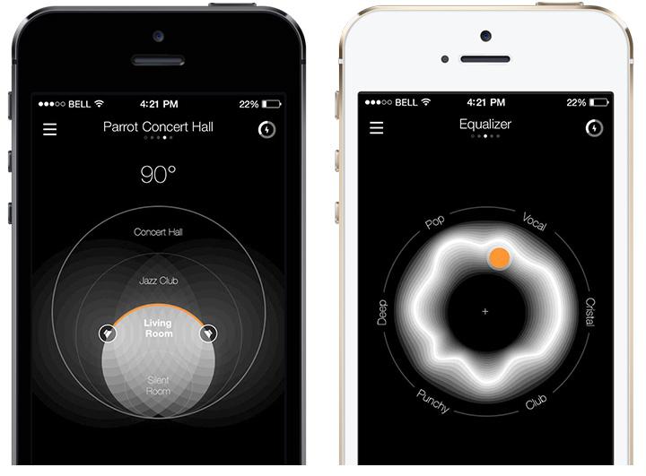 アプリのEQが超高品質!ここまで音を自由自在にいじれるのはすげぇの一言!