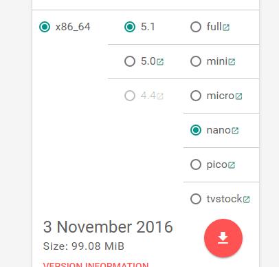 個人の好みだけど、自分で必要なGoogle系アプリを入れる、というほうがスッキリするので、自分はNanoにした。